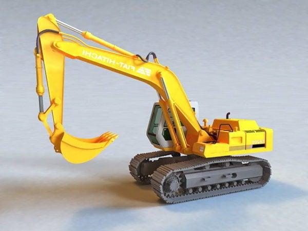 Fiat Hitachi Excavator