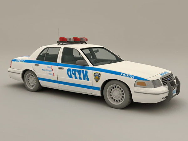 Nypd Police Car