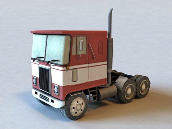 Gmc Semi Tractor Truck