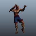 Muay Thai Savaşçısı