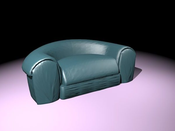 Low Profile Sofa Chair