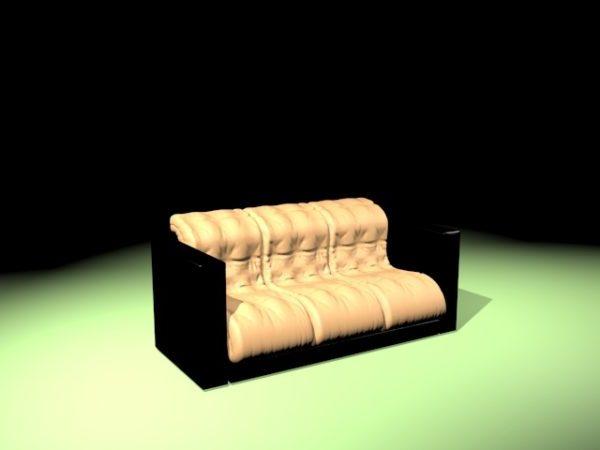 Low Sofa Seating