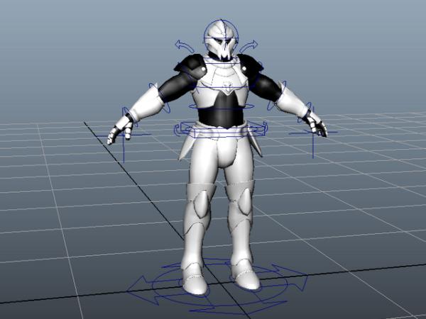 Sci-Soldier Rig