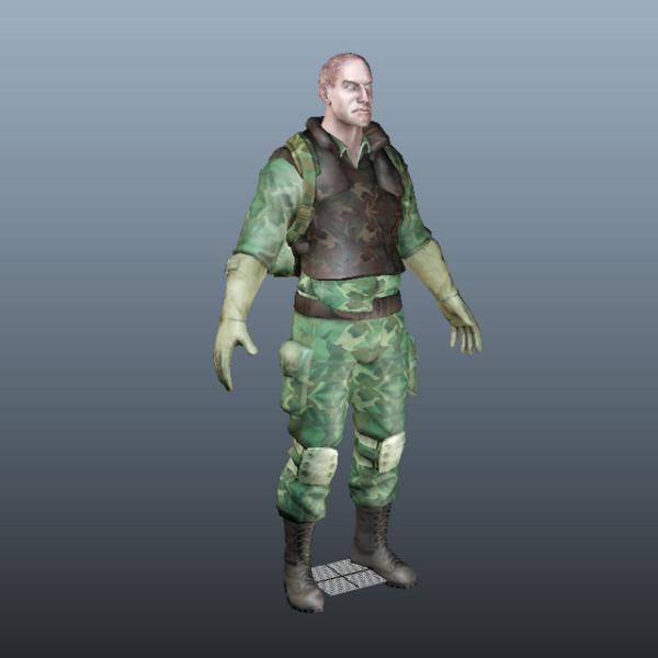 جندي الجيش