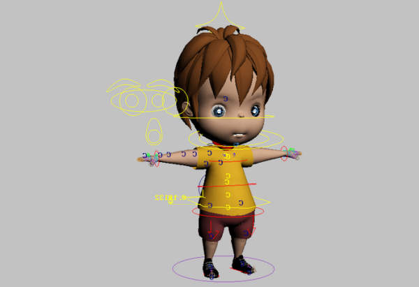 Toddler Boy Rig