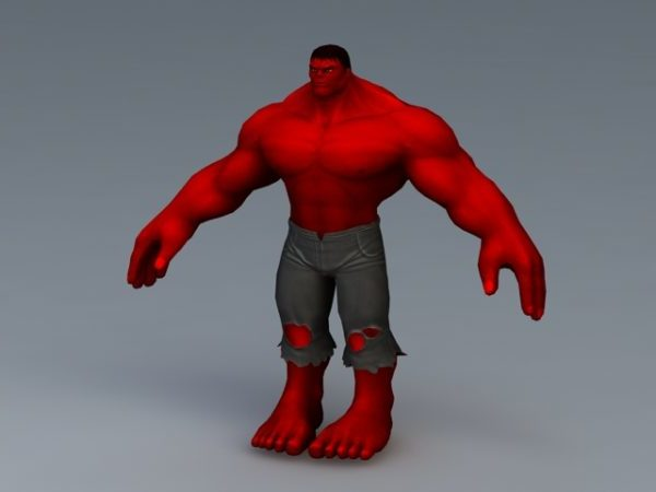 Punainen Hulk