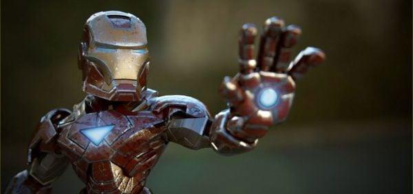 Marvel Heroes Iron Man