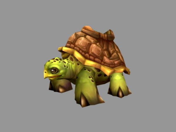 Sarjakuva kilpikonna
