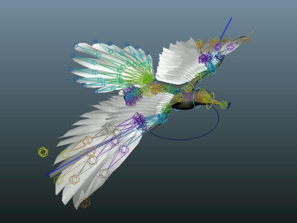 Flying Bird Rig