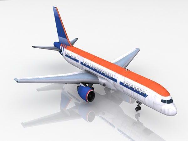 طائرة ركاب الطائرة