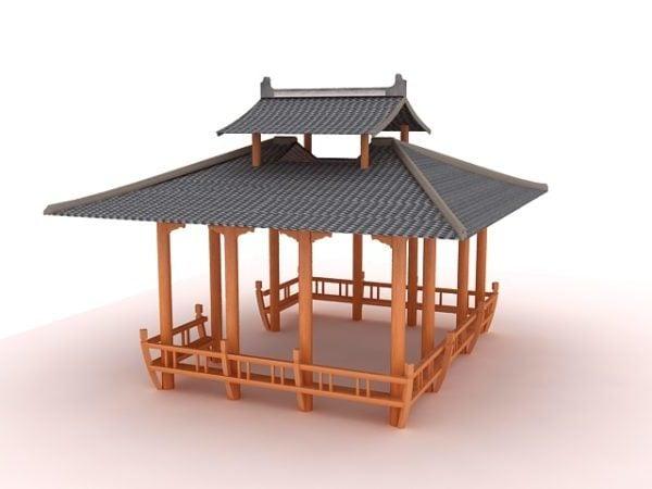 Asian Pavilion Building