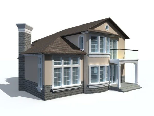 Ranch-style House