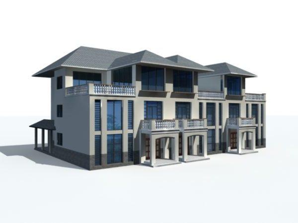 Modern Town House
