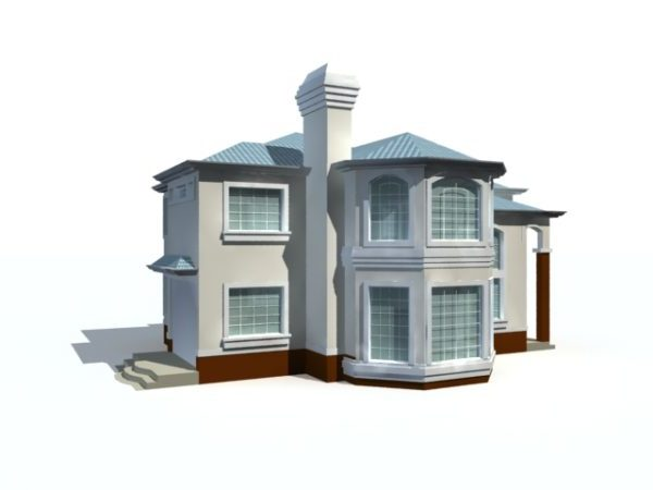 Modern Two-storey House