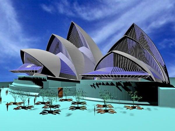Sydney Opera-teatteritalo