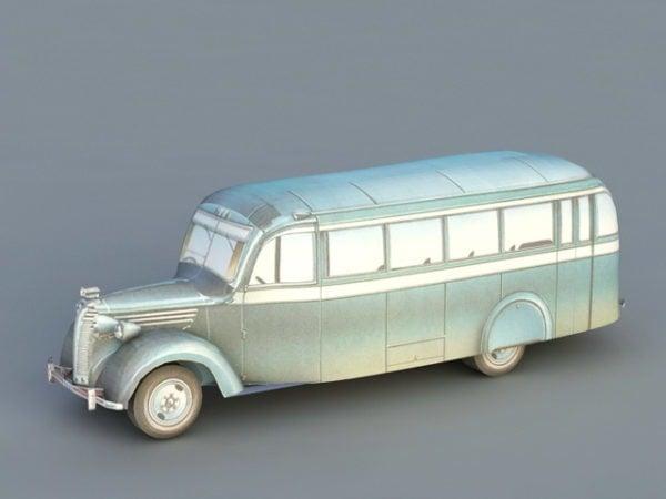 Zis 16 Bus Car