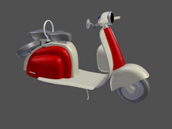 Lambretta Scooter Motor