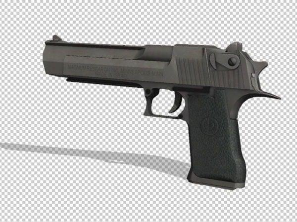 Desert Eagle -pistooli