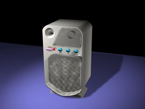 White Pc Speaker