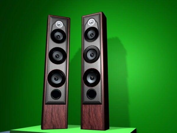 Digital Floor Standing Speakers