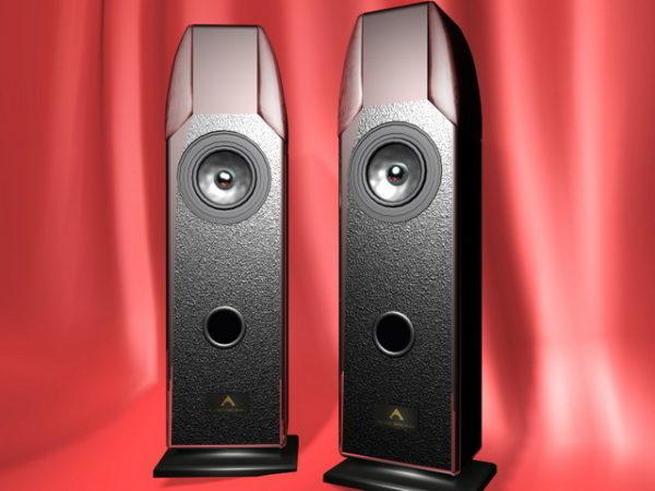 2-way Dj Audio Speakers