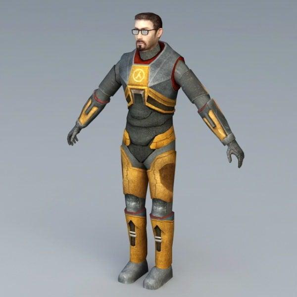 Half-life Game Gordon Freeman