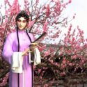 Peking Female Opera Character
