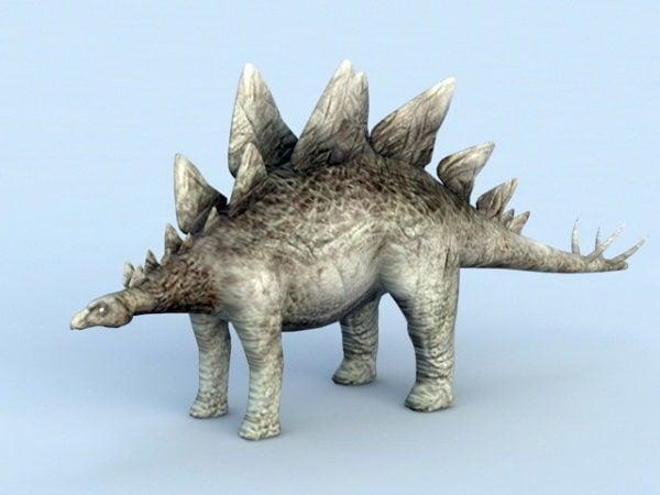Stegosaurus Dinosaurio Animal