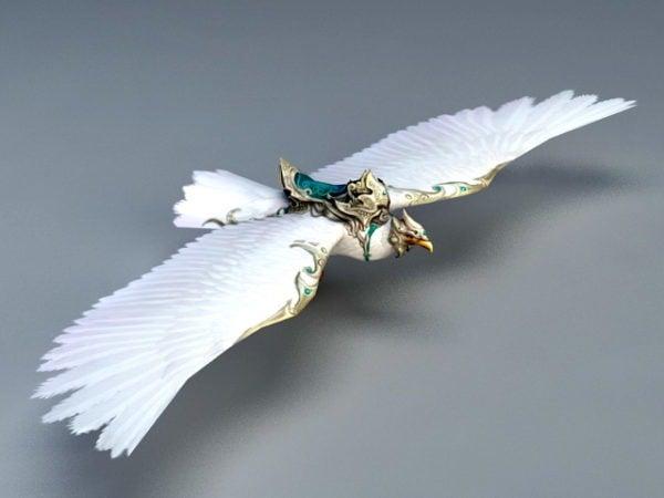 White Eagle Mount Animal