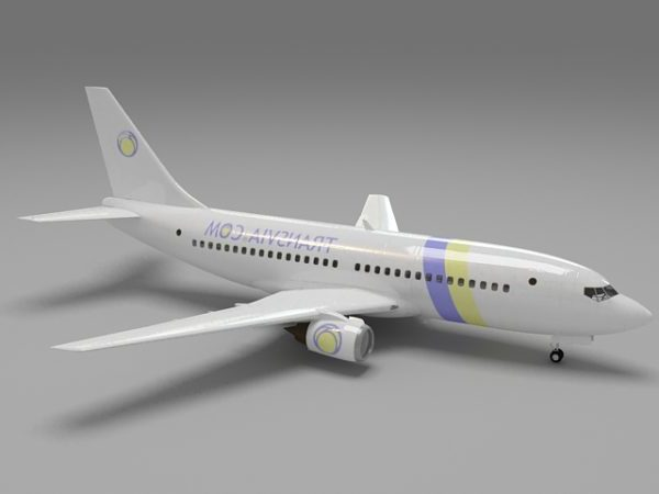 خطوط ترانسافيا الجوية 737