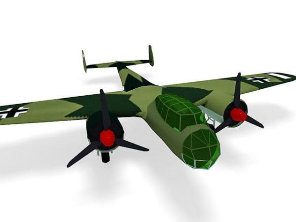 Dornier Do Bomber -lentokoneet