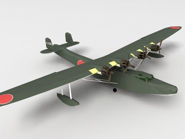 H6k Mavis -lentovene Ww2