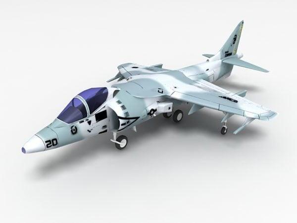 Aeronaves Harrier Marinos