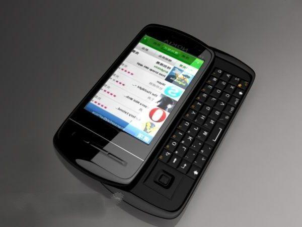 Nokia C6 Smartphone