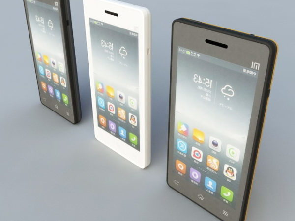 Teléfono Android Xiaomi