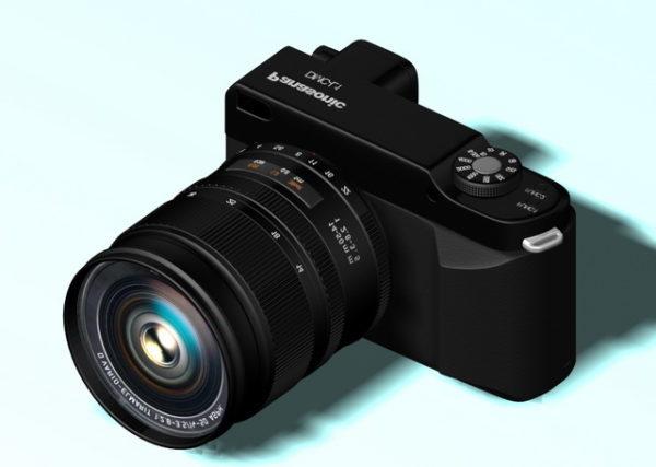باناسونيك لوميكس دي ام سي L1 الكاميرا