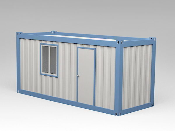 Small Container Home