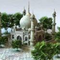 قصر العمارة العربية