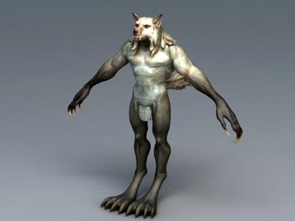Human Werewolf
