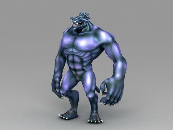 ويريليون الأزرق