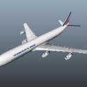الخطوط الجوية الفرنسية A340