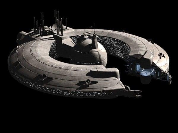 Tulevaisuuden avaruusasema