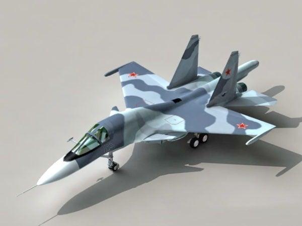 Bombardero de combate Sukhoi Su-34