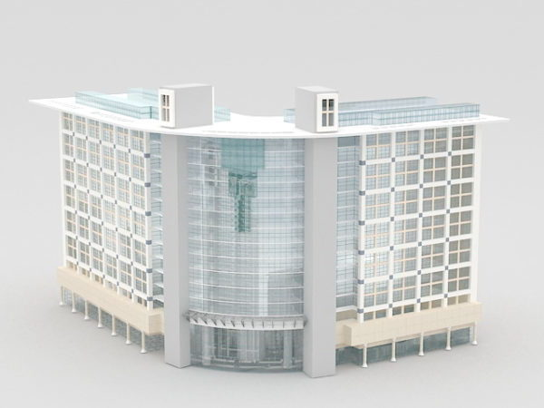 Commercial Office Building Architecture