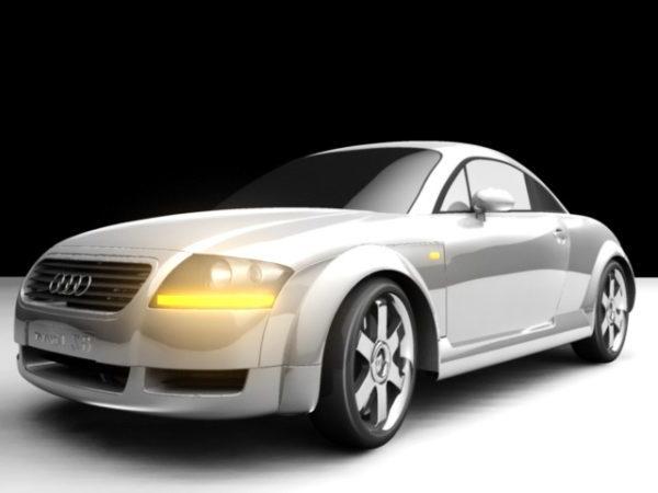 Audi Coupe Car