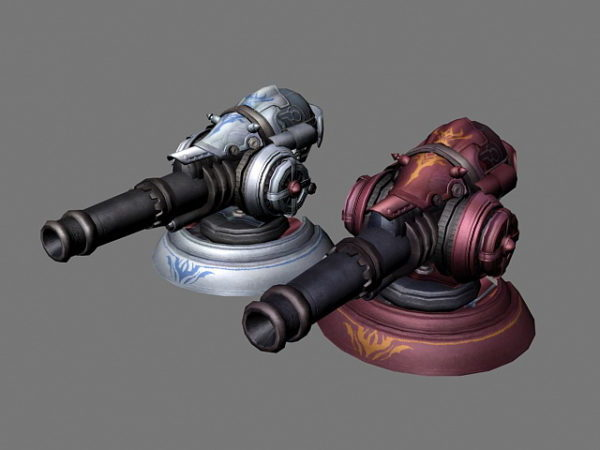 Siege Weapon Howitzer