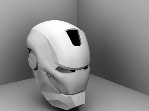 Iron Man-kypärä