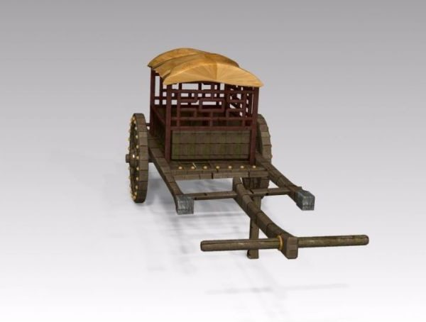 Ancient Chinese Carriage