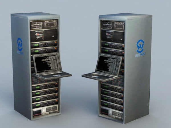 Data Center -palvelin