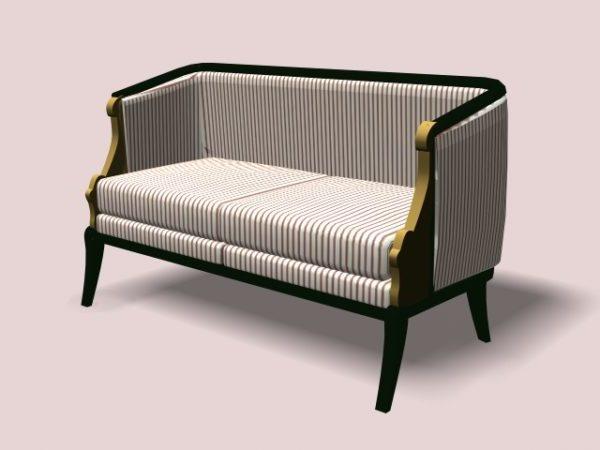 Vintage-sohva